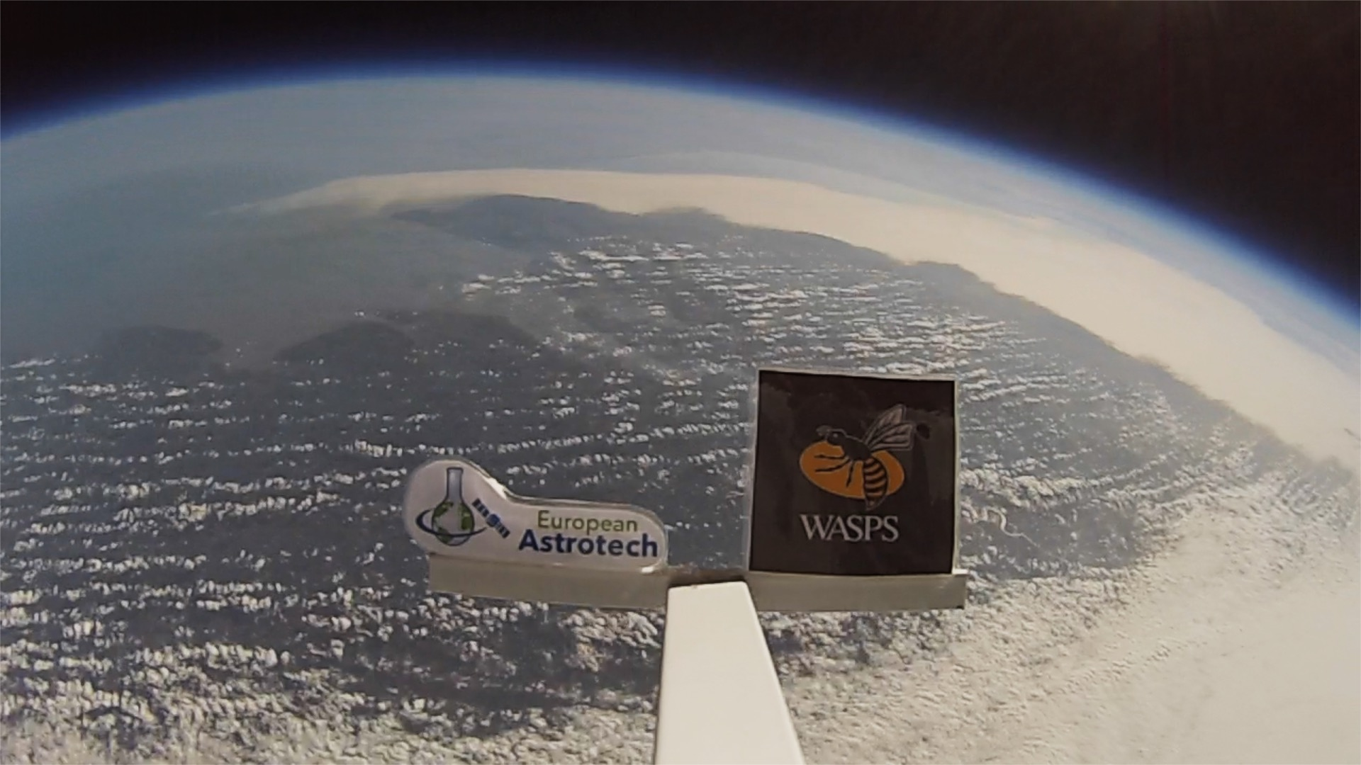 Space Balloons by EAL High Altitude Balloon Image 4