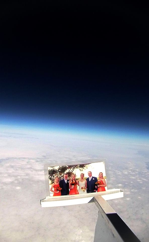 Space Balloons by EAL Special Occassion Wedding Image